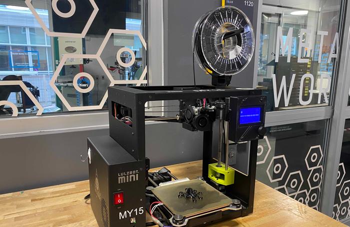 nGen Flex 3D Printer