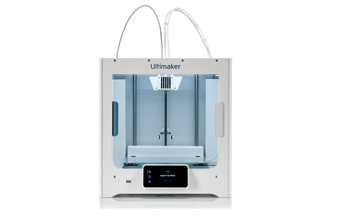 The Ultimaker S3 printer